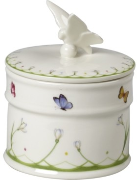 Villeroy & Boch Colorful Spring Small Covered Box