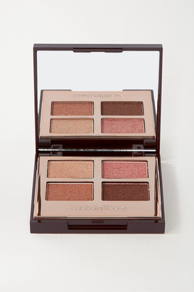 Charlotte Tilbury Luxury Palette Of Pops Color-coded Eye Shadows