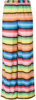 Missoni colour block knit palazzo pants