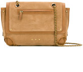 Jerome Dreyfuss Benji crossbody bag - women - Nubuck Leather - One Size