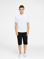 DKNY Laser Cut Polo Shirt