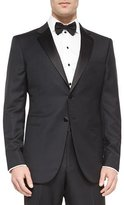 Giorgio Armani Wall Street Single-Breasted Tuxedo