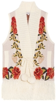 Temperley London Wander Knit Gillet