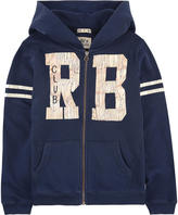 Scotch & Soda Fleece hoodie