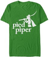Fifth Sun Silicon Valley Original Pied Piper Mens Graphic T Shirt