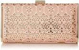 Jessica McClintock Heather Perforated Clutch