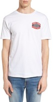 Obey Men's Retinal Delivery Graphic T-Shirt