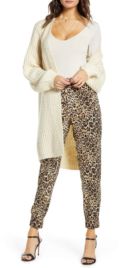 Vero Moda Poca Open Front Sweater Coat
