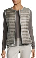 Peserico Down Puffer Vest