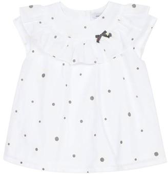 Absorba Baby Girl Dress White