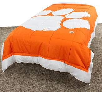 College Covers Clemson Tigers Comforter Only King