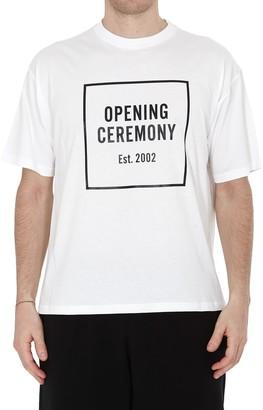 Opening Ceremony Box Logo T-shirt