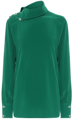 Christopher Kane Cut-out blouse