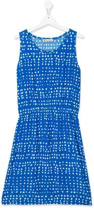 Marni TEEN spotted dress
