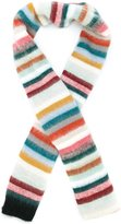 Chloé striped knitted scarf - women - Acrylic/Polyamide/Cashmere/Wool - One Size