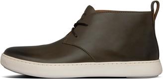 FitFlop Zackery Mens Leather Chukka Boots