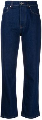 Nanushka Kemia high-waisted jeans