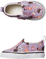 Vans Tots Slip On Glitter Icecream Shoe