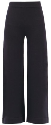 MAX MARA LEISURE Renna Track Pants - Navy