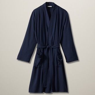 Love & Lore Love And Lore Essential Reading Robe Navy Medium-Large