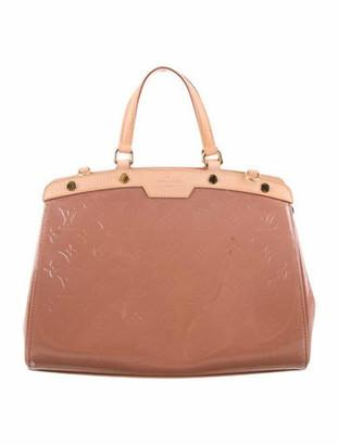 Louis Vuitton Vernis Brea MM Rose