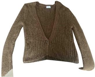 American Vintage Brown Wool Knitwear