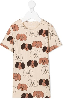 Mini Rodini Fluffy Dog T-shirt