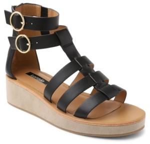 Kensie Women's Weldon Platform Sandal Women's Shoes