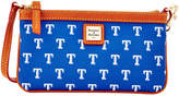 Dooney & Bourke Texas Rangers Large Wristlet