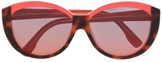 Fendi Eyewear Round Sunglasses