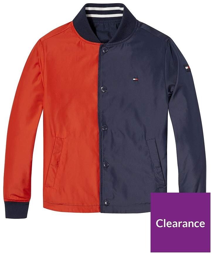 Tommy Hilfiger Boys Reversible Lightweight Jacket