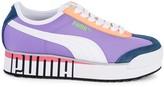 Puma Roma Amor Logo Colorblock Platform Sneakers