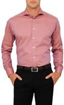 Eton Zig Zag Geo Print Shirt