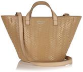 Meli-Melo Rosalia Mini Cross Body Bag Sand Large Woven