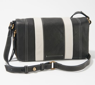 American Leather Co. ALCO Leather Flap Crossbody - Maple
