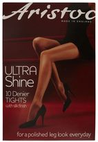 Ultra shine 10 denier tights