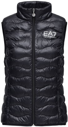 EA7 Emporio Armani Light Eco Down Vest