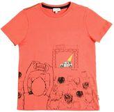 Paul Smith Concert Print Cotton Jersey T-Shirt