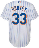Majestic Kids' Matt Harvey New York Mets Replica Jersey