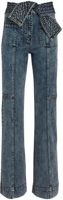 Ulla Johnson Wade Tie-Waist Jeans
