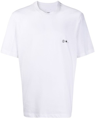 Oamc logo print cotton T-shirt