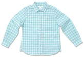 Marie Chantal BoysClassic Cotton Check Shirt