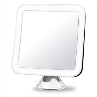 Fancii Mira LED Lighted 10x Magnifying Makeup Mirror