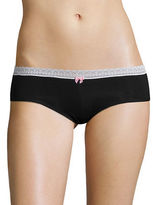 Betsey Johnson Cotton Spandex Hipster