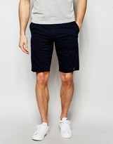Farah Chino Shorts in Stretch Cotton