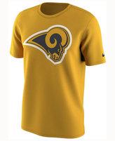 Nike Men's Los Angeles Rams Color Rush Travel T-Shirt