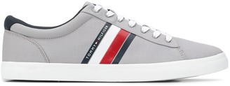 Tommy Hilfiger Lace-Up Flat Plimsolls