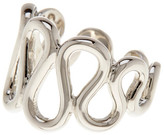 Ariella Collection Metal Squiggle Ring