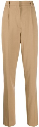 No.21 High Waist Tailored Trousers
