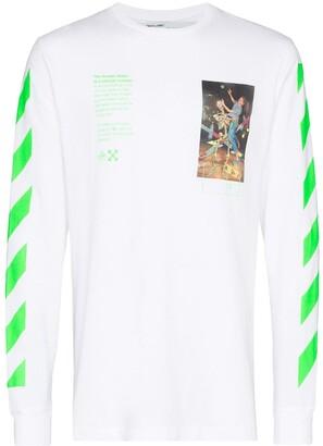 Off-White Pascal painting sweatshirt